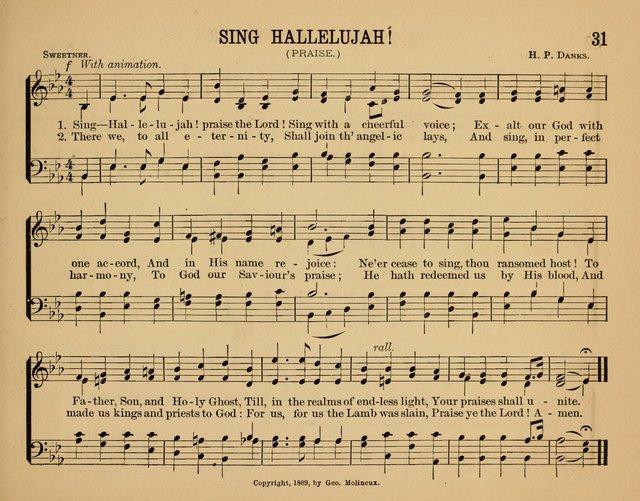 Songs Celestial 31. Sing--Hallelujah! praise the Lord! - Hymnary.org