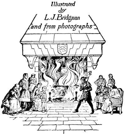The Project Gutenberg eBook of Yule-Tide in Many Lands, by