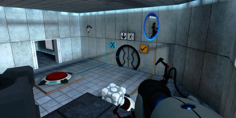 Image result for portal game