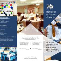 Chair Cover Rentals Dearborn Mi Small Living Room Chairs Events Hype Heights Banquet Rental