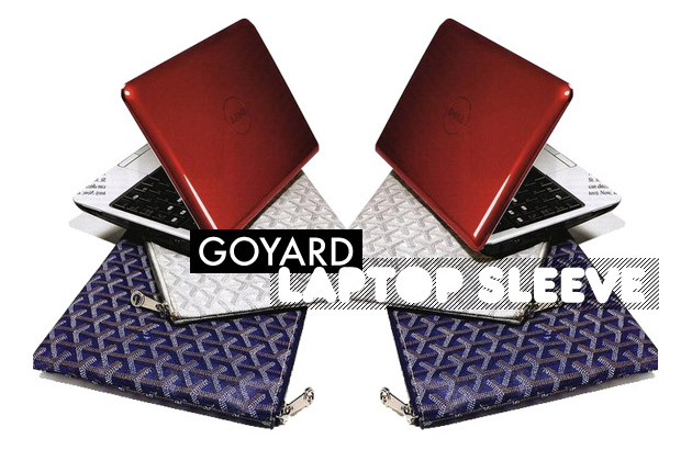 goyard-laptop-sleeve Goyard Laptop Sleeve