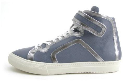 pierre-hardy-2009-ss-hi-top-sneaker-1 Pierre Hardy 2009 Spring/Summer Leather Hi-Top Sneaker