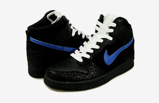 nike-sportswear-dunk-high-black-safari-1 Nike Sportswear Dunk High Premium Black Safari