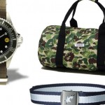 a bathing ape bape 2009 spring accessories 1 150x150 A Bathing Ape Accessories 2009 March Releases