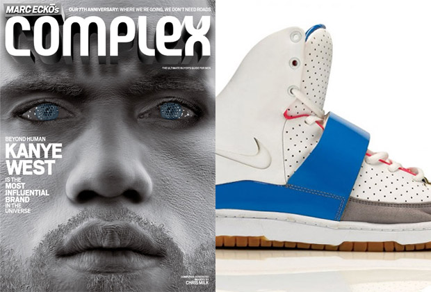complex magazine april may issue kanye west 1 Complex Magazine April/May Issue feat. Kanye West