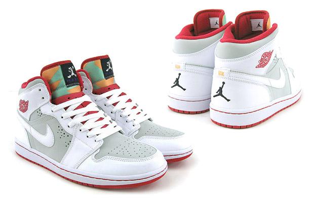 nike air jordan 1 hare 1 Air Jordan 1 Premier Hare Colorway