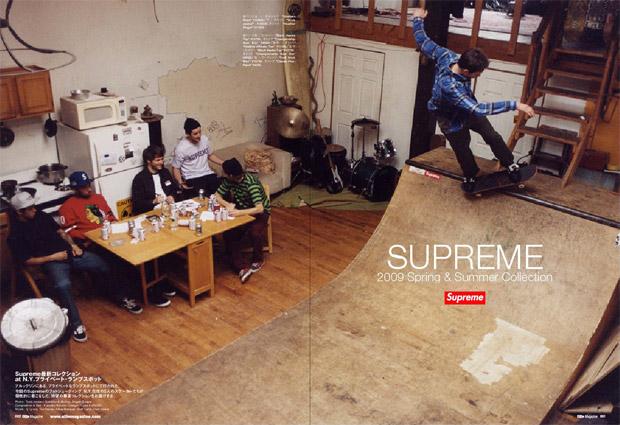 supreme ollie magazine 1 Supreme in Ollie Magazine