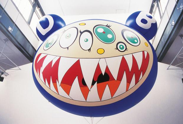 takashi murakami retrospective exhibition 1 Takashi Murakami Retrospective Exhibiton