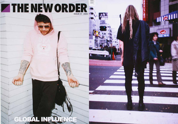 the new order magazine issue 1 THE NEW ORDER Magazine Issue 01