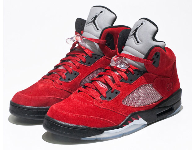 air jordan 5 toro bravo pack closer look 10 Air Jordan 5 Toro Bravo Pack   A Closer Look