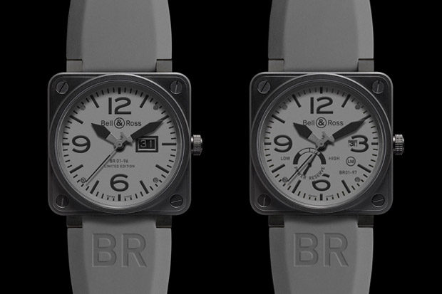 bell ross instrument br commando le watch 1 Bell & Ross Instrument BR Commando Limited Edition Watch