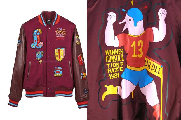 parra nike varsity coach jacket Parra x Nike Varsity Jacket | Coach Jacket