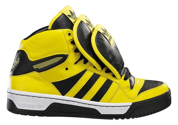 Adidas 3 tongue sneaker