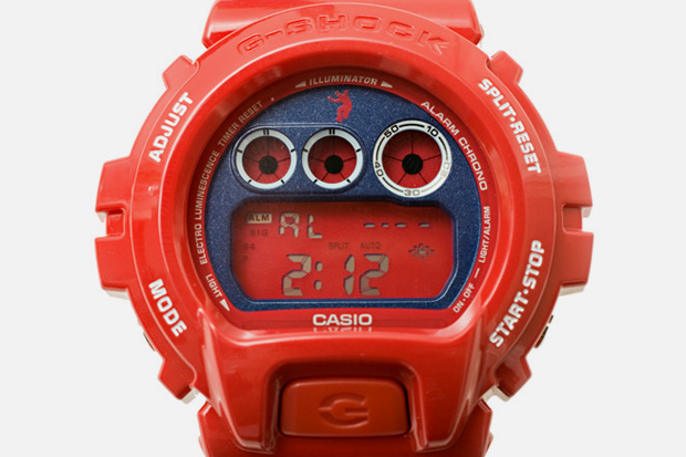 union nyc pegleg casio gshock dw 6900 1 UNION NYC x PEGLEG x CASIO G SHOCK DW 6900