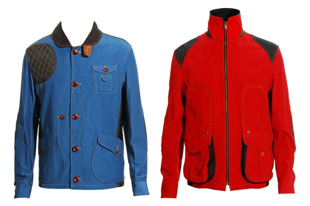 junya watanabe fall winter 2009 jackets 1 Junya Watanabe 2009 Fall/Winter Jackets