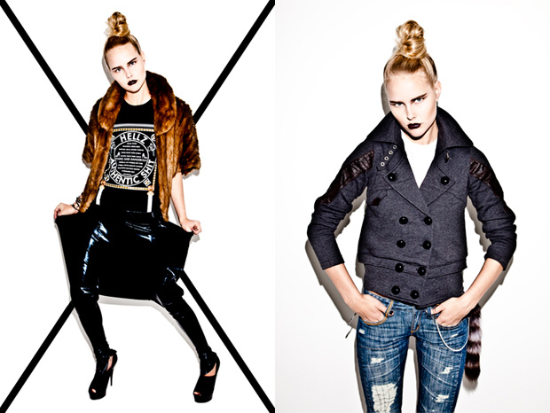 hellz fw09 collection lookbook 1 Hellz 2009 Fall Midnight Riders Collection