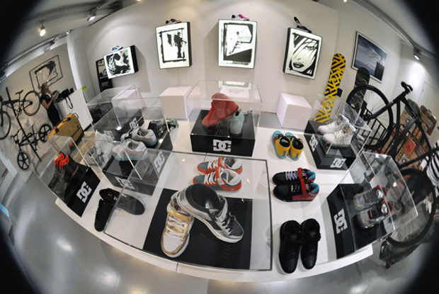 six pack dc shoes double label project 7 Six Pack x DC Shoes Double Label Project at LImprimerie