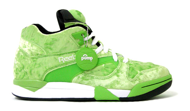 atmos reebok pump velour pack 1 atmos x Reebok Pump Velour Pack