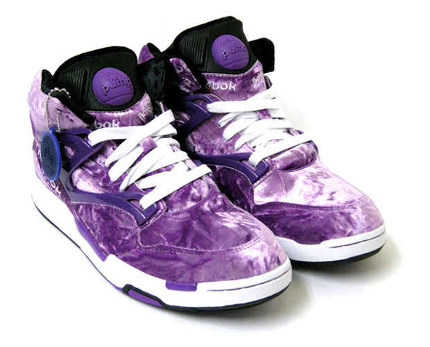 atmos reebok pump velour pack 4 atmos x Reebok Pump Velour Pack
