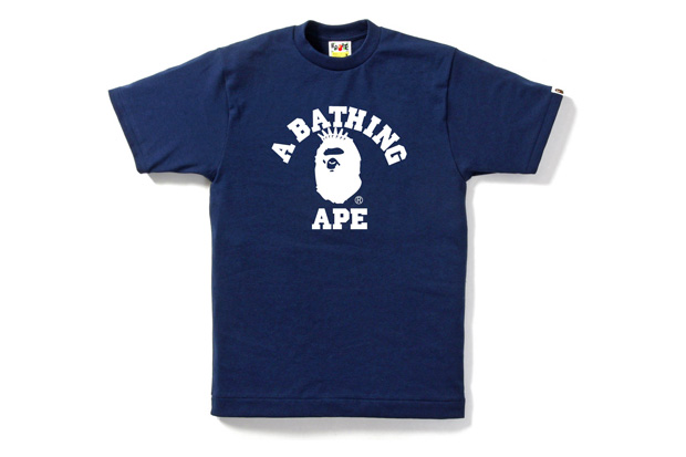 a bathing ape go go new york tshirt 1 A Bathing Ape Go Go New York T Shirt