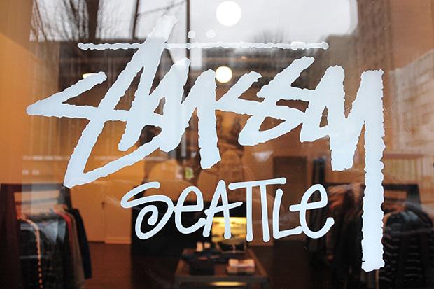 stussy seattle 1 Stussy Seattle Grand Opening