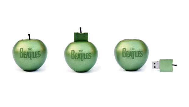 the beatles apple usb The Beatles Apple USB