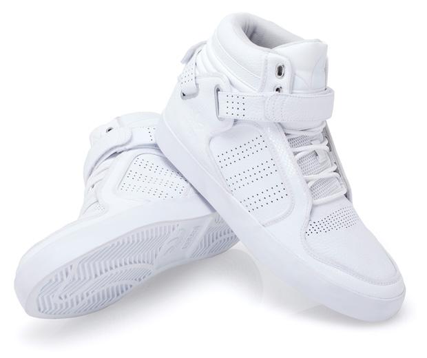 adidas originals highrise sneakers 2 adidas Originals Highrise Sneakers