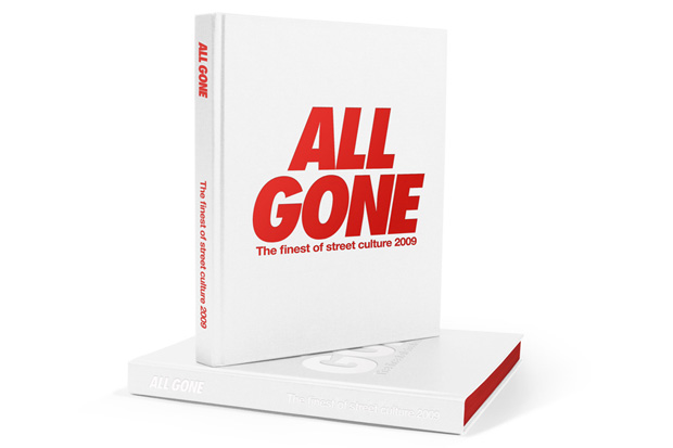all gone 2009 book All Gone 2009 Preview