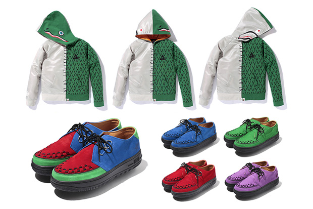 bape bathing ape 2010 spring collection 1 A Bathing Ape 2010 Spring Collection Catalog