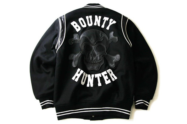 bounty hunter stadium jacket BOUNTY HUNTER Stadium Jacket