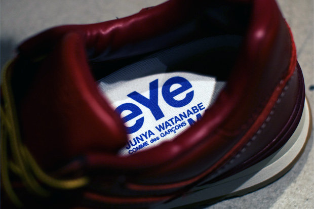 eye junya watanabe comme des garcons new balance 576 3 eYe JUNYA WATANABE COMME des GARCONS x New Balance 576