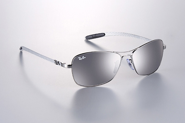 ray ban carbon fibre collection
