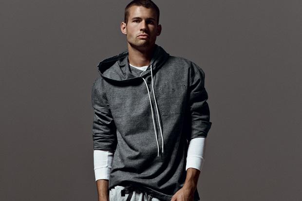 adidas originals james bond david beckham lookbook 1 adidas Originals by Originals 2010 Spring/Summer James Bond for David Beckham Lookbook