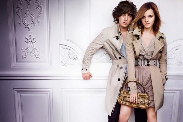 burberry 2010 spring ad campaign 13 Burberry 2010 Spring Ad Campaign