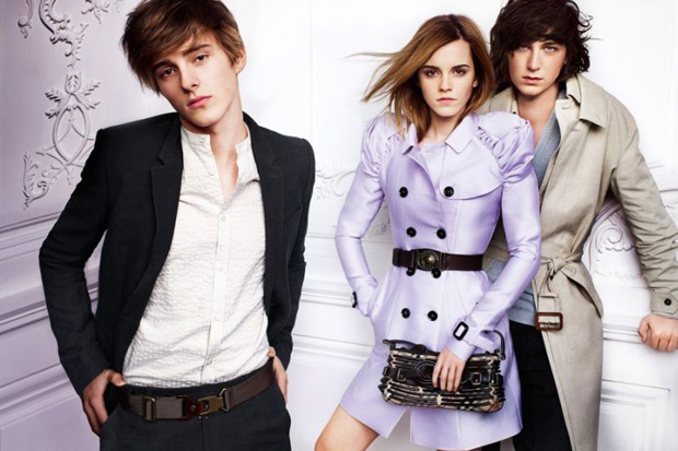 burberry 2010 spring ad campaign 5 Burberry 2010 Spring Ad Campaign