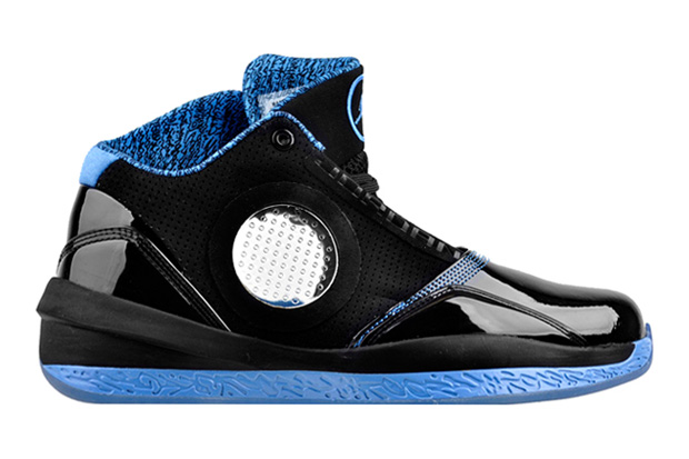 air jordan black university blue 2010 Air Jordan 2010 Black/University Blue