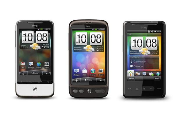 htc legend desire hd mini 1 HTC Legend, Desire & HD Mini