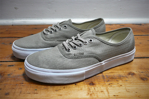 Vans california ss2010 authentic 1 Vans California 2010 Spring Authentic
