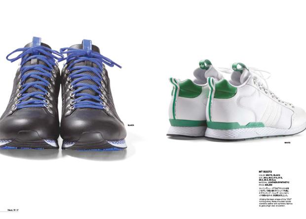 kazuki kuraishi adidas originals 2010 spring summer book 21 Kazuki Kuraishi for adidas Originals by Originals 2010 Spring/Summer Booklet