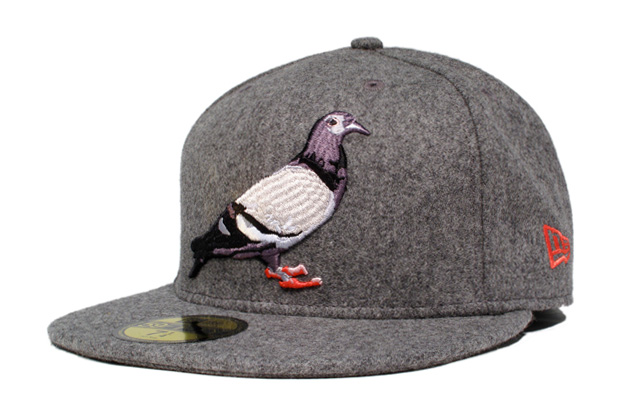 staple new era 2010 ss pigeon caps 1 Staple x New Era 2010 Spring/Summer Pigeon 59FIFTY Fitted Caps