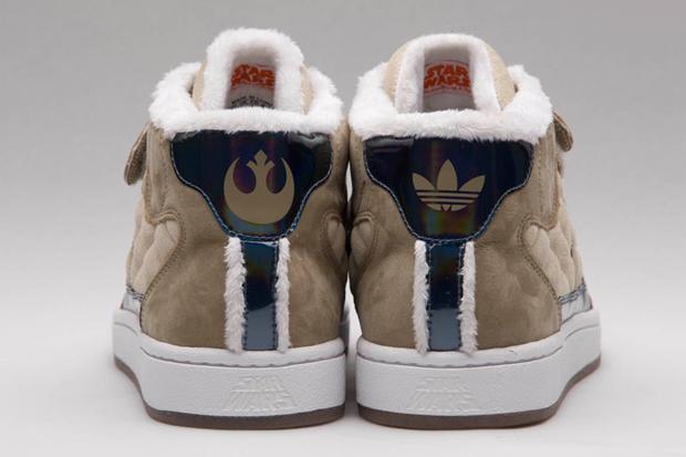 star wars adidas originals clot hoth Stars War x adidas Originals by CLOT Hoth Skate High Preview