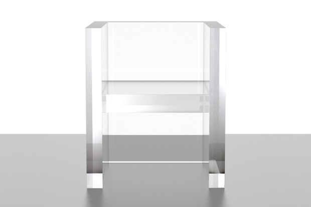 the invisibles tokujin yoshioka kartell The Invisibles by Tokujin Yoshioka @ Kartell Milan