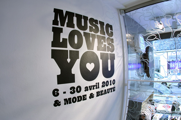 colette music loves you recap 12 colette Music Loves You  Exhibition Recap
