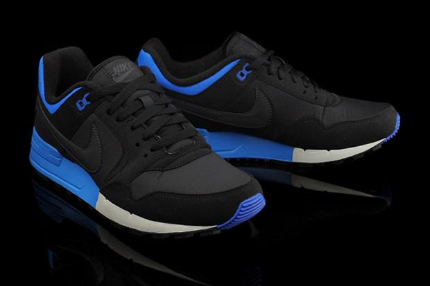 nike air pegasus 89 black blue Nike Air Pegasus 89 Black/Blue
