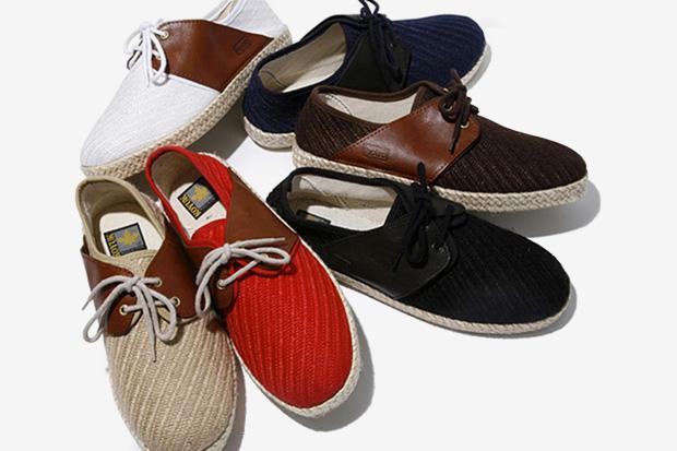 koyuk hobo 010 spring summer double wing deck shoes KOYUK x hobo Double Wing Deck Shoes