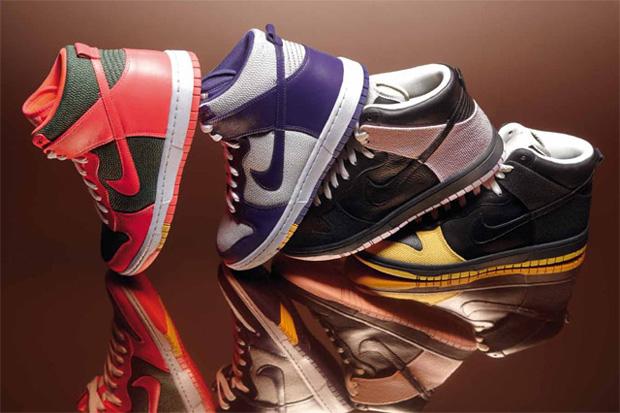 maharam nike sportswear 2010 fall dunk previews 1 Maharam x Nike Sportswear 2010 Fall Dunk Collection Preview