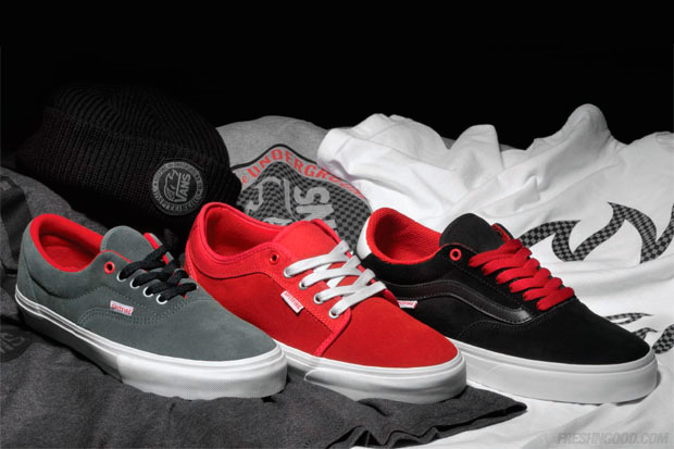 spitfire vans fall 2010 keeping the underground sneakers 1 Spitfire x Vans 2010 Fall Keeping the Underground Lit Collection