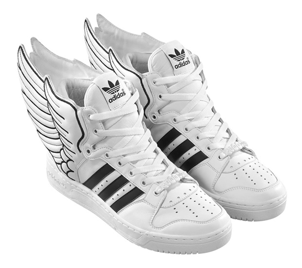adidas originals jeremy scott js wings 2 4 adidas Originals by Originals Jeremy Scott JS Wings 2.0 Leather
