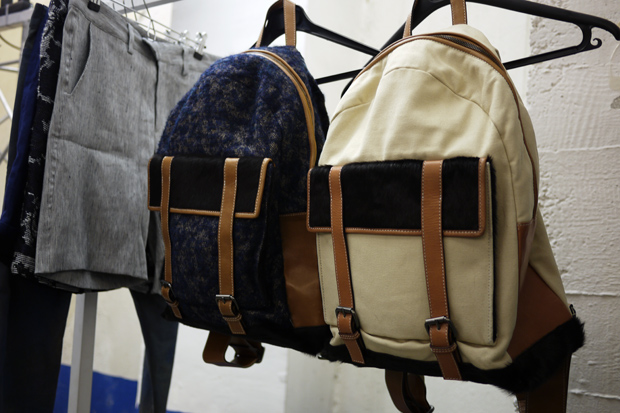 capsule 2011 springsummer show timo weiland 0 Timo Weiland 2011 Spring/Summer Collection Backpacks