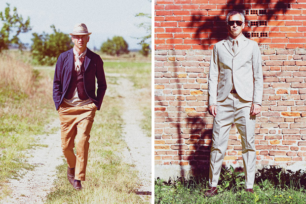 camo 2011 spring summer country 1 CAMO 2011 Spring/Summer Country Collection